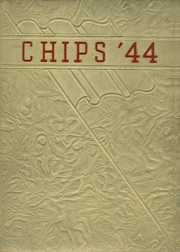 1944 Edition, Blue Island Community High School - Chips Yearbook (Blue Island, IL)