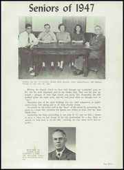 Page 15, 1947 Edition, Blue Island Community High School - Chips Yearbook (Blue Island, IL) online yearbook collection