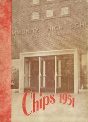 1951 Edition, Blue Island Community High School - Chips Yearbook (Blue Island, IL)