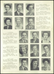 Page 17, 1951 Edition, Blue Island Community High School - Chips Yearbook (Blue Island, IL) online yearbook collection