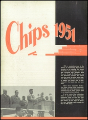 Page 6, 1951 Edition, Blue Island Community High School - Chips Yearbook (Blue Island, IL) online yearbook collection