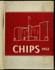 1952 Edition, Blue Island Community High School - Chips Yearbook (Blue Island, IL)