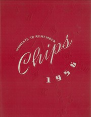 1956 Edition, Blue Island Community High School - Chips Yearbook (Blue Island, IL)