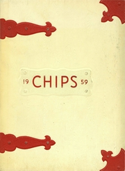 1959 Edition, Blue Island Community High School - Chips Yearbook (Blue Island, IL)