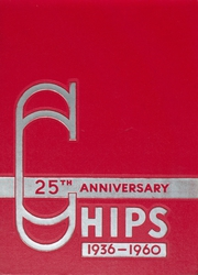 1960 Edition, Blue Island Community High School - Chips Yearbook (Blue Island, IL)