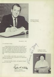 Page 7, 1958 Edition, Brocton High School - Prairian Yearbook (Brocton, IL) online yearbook collection