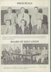 Page 8, 1958 Edition, Brocton High School - Prairian Yearbook (Brocton, IL) online yearbook collection