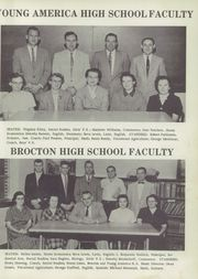 Page 9, 1958 Edition, Brocton High School - Prairian Yearbook (Brocton, IL) online yearbook collection