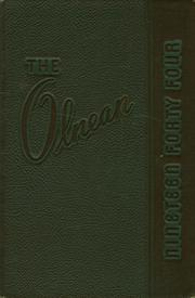 Page 1, 1944 Edition, Olney Area High School - Olnean Yearbook (Olney, IL) online yearbook collection