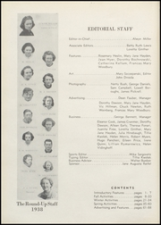 Page 10, 1938 Edition, Roosevelt High School - Roundup Yearbook (East Chicago, IN) online yearbook collection