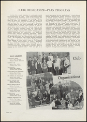 Page 15, 1938 Edition, Roosevelt High School - Roundup Yearbook (East Chicago, IN) online yearbook collection