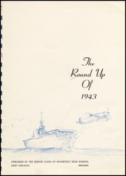 Page 5, 1943 Edition, Roosevelt High School - Roundup Yearbook (East Chicago, IN) online yearbook collection