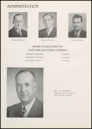 Page 10, 1947 Edition, Roosevelt High School - Roundup Yearbook (East Chicago, IN) online yearbook collection