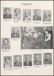 Page 13, 1947 Edition, Roosevelt High School - Roundup Yearbook (East Chicago, IN) online yearbook collection