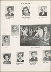 Page 15, 1947 Edition, Roosevelt High School - Roundup Yearbook (East Chicago, IN) online yearbook collection