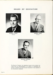 Page 10, 1951 Edition, Roosevelt High School - Roundup Yearbook (East Chicago, IN) online yearbook collection