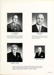 Page 11, 1951 Edition, Roosevelt High School - Roundup Yearbook (East Chicago, IN) online yearbook collection