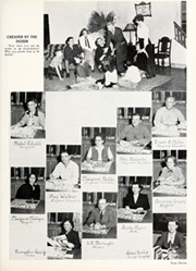 Page 15, 1951 Edition, Roosevelt High School - Roundup Yearbook (East Chicago, IN) online yearbook collection