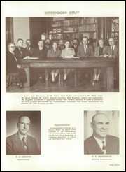 Page 11, 1952 Edition, Roosevelt High School - Roundup Yearbook (East Chicago, IN) online yearbook collection