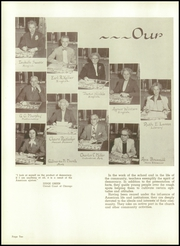 Page 14, 1952 Edition, Roosevelt High School - Roundup Yearbook (East Chicago, IN) online yearbook collection
