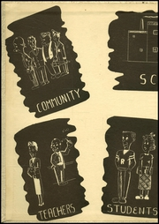 Page 2, 1952 Edition, Roosevelt High School - Roundup Yearbook (East Chicago, IN) online yearbook collection