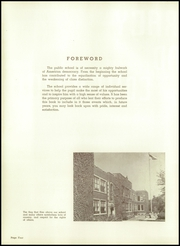 Page 8, 1952 Edition, Roosevelt High School - Roundup Yearbook (East Chicago, IN) online yearbook collection