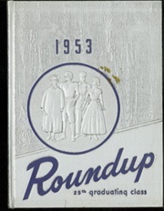 Page 1, 1953 Edition, Roosevelt High School - Roundup Yearbook (East Chicago, IN) online yearbook collection