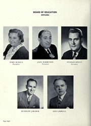 Page 12, 1953 Edition, Roosevelt High School - Roundup Yearbook (East Chicago, IN) online yearbook collection