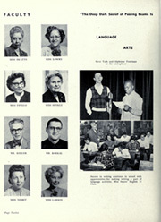Page 16, 1953 Edition, Roosevelt High School - Roundup Yearbook (East Chicago, IN) online yearbook collection