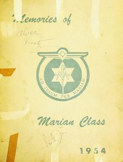 1954 Edition, St Dominic High School - Torch Yearbook (Chicago, IL)