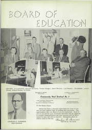 Page 12, 1956 Edition, Downs High School - Dee Yearbook (Downs, IL) online yearbook collection