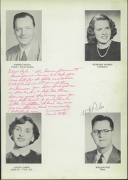 Page 13, 1956 Edition, Downs High School - Dee Yearbook (Downs, IL) online yearbook collection
