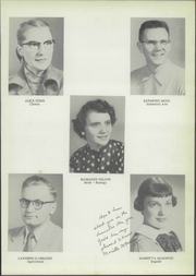 Page 15, 1956 Edition, Downs High School - Dee Yearbook (Downs, IL) online yearbook collection