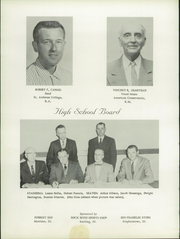 Page 12, 1959 Edition, Lyndon High School - Wildcat Yearbook (Lyndon, IL) online yearbook collection