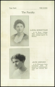 Page 12, 1914 Edition, Sheffield High School - Cardinal Yearbook (Sheffield, IL) online yearbook collection