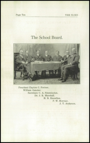 Page 14, 1914 Edition, Sheffield High School - Cardinal Yearbook (Sheffield, IL) online yearbook collection