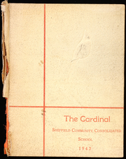 1942 Edition, Sheffield High School - Cardinal Yearbook (Sheffield, IL)