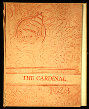 1944 Edition, Sheffield High School - Cardinal Yearbook (Sheffield, IL)