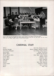 Page 9, 1949 Edition, Sheffield High School - Cardinal Yearbook (Sheffield, IL) online yearbook collection