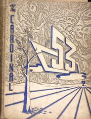 1953 Edition, Sheffield High School - Cardinal Yearbook (Sheffield, IL)