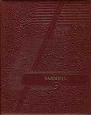 1954 Edition, Sheffield High School - Cardinal Yearbook (Sheffield, IL)