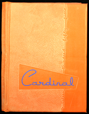 1955 Edition, Sheffield High School - Cardinal Yearbook (Sheffield, IL)
