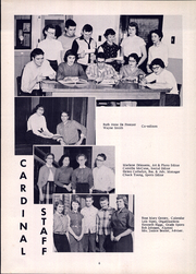 Page 10, 1955 Edition, Sheffield High School - Cardinal Yearbook (Sheffield, IL) online yearbook collection