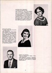Page 13, 1955 Edition, Sheffield High School - Cardinal Yearbook (Sheffield, IL) online yearbook collection