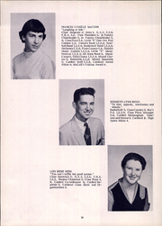 Page 14, 1955 Edition, Sheffield High School - Cardinal Yearbook (Sheffield, IL) online yearbook collection