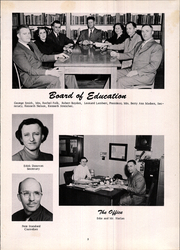 Page 7, 1955 Edition, Sheffield High School - Cardinal Yearbook (Sheffield, IL) online yearbook collection