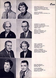 Page 8, 1955 Edition, Sheffield High School - Cardinal Yearbook (Sheffield, IL) online yearbook collection