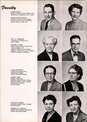 Page 9, 1955 Edition, Sheffield High School - Cardinal Yearbook (Sheffield, IL) online yearbook collection