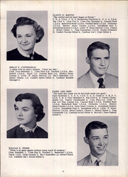 Page 12, 1956 Edition, Sheffield High School - Cardinal Yearbook (Sheffield, IL) online yearbook collection