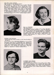 Page 15, 1956 Edition, Sheffield High School - Cardinal Yearbook (Sheffield, IL) online yearbook collection